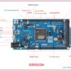 Arduino Due Anschluesse